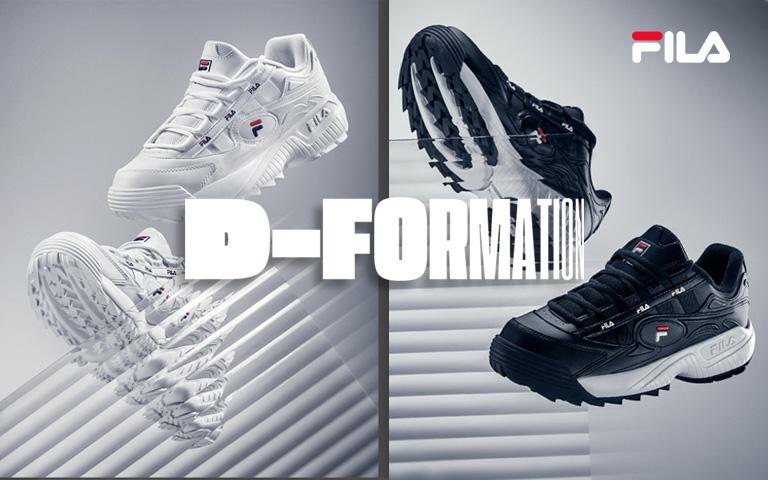 Fila D-Formation m