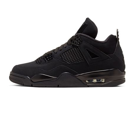 BOTITAS-JORDAN-AIR-4-RETRO-BLACK-CAT