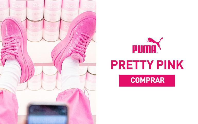 Puma Pretty Pink m