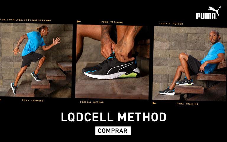 Puma LQDcell Method M