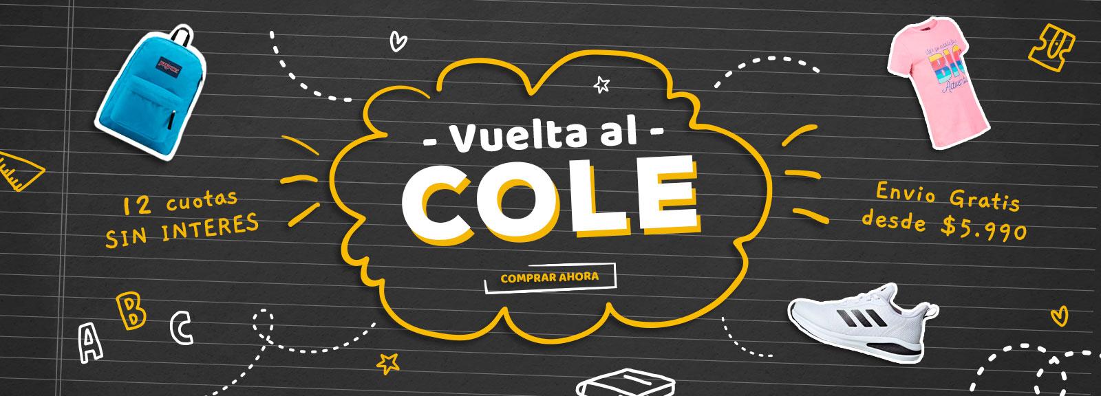Vuelta Cole 21