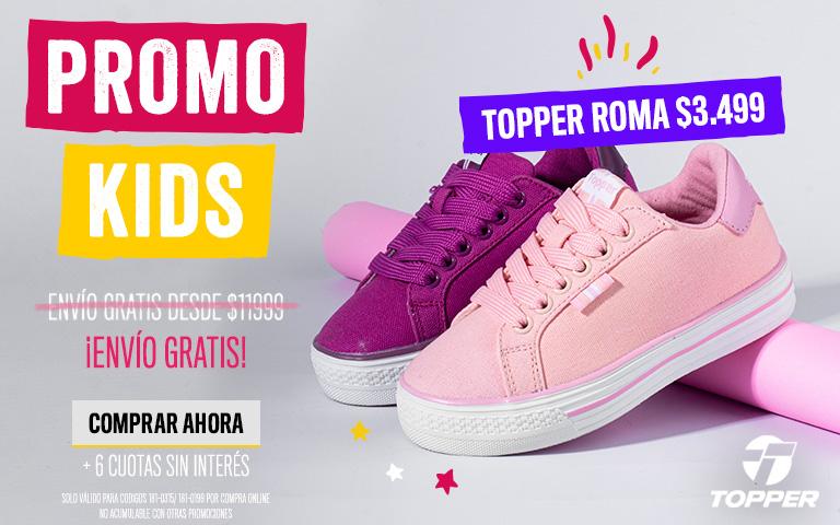 Promo Topper m